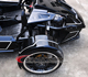 High quality long duration time EEC ZTR 250CC 300cc ATV QUAD trike roadster