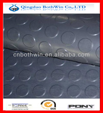 perforated rubber mat