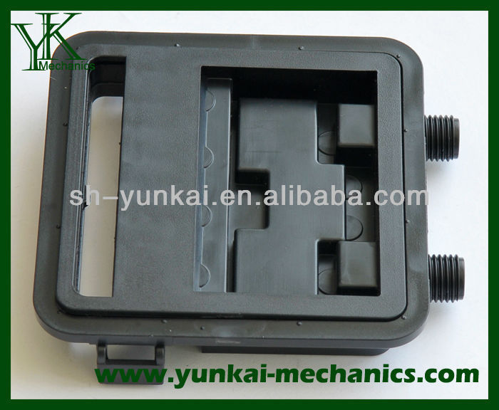 Precision plastic cases injection molding hard plastic cases