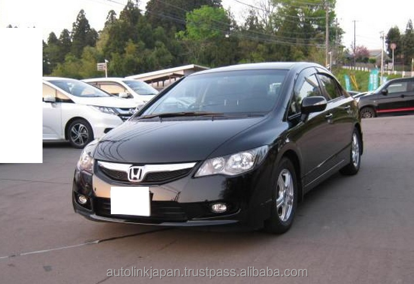 2011 HONDA CIVIC HYBRID DAA-FD3 (BLACK)