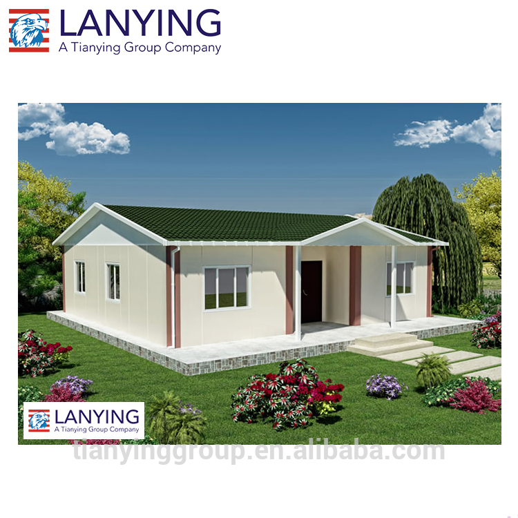 prefab flat house with low price and high quality granny flat
