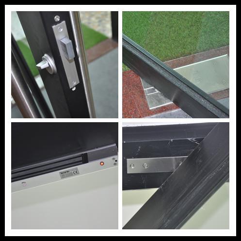 Apro New China Products For Sale Interior Door Swing With Tempered Glass Buy Door Swing Door
