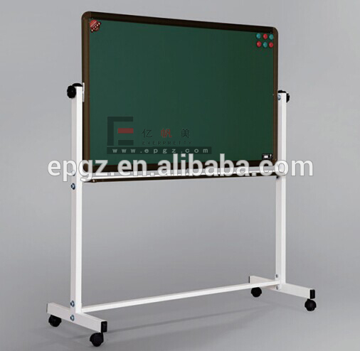 Magnetic movable school board, movable writing board, movable board for classroom