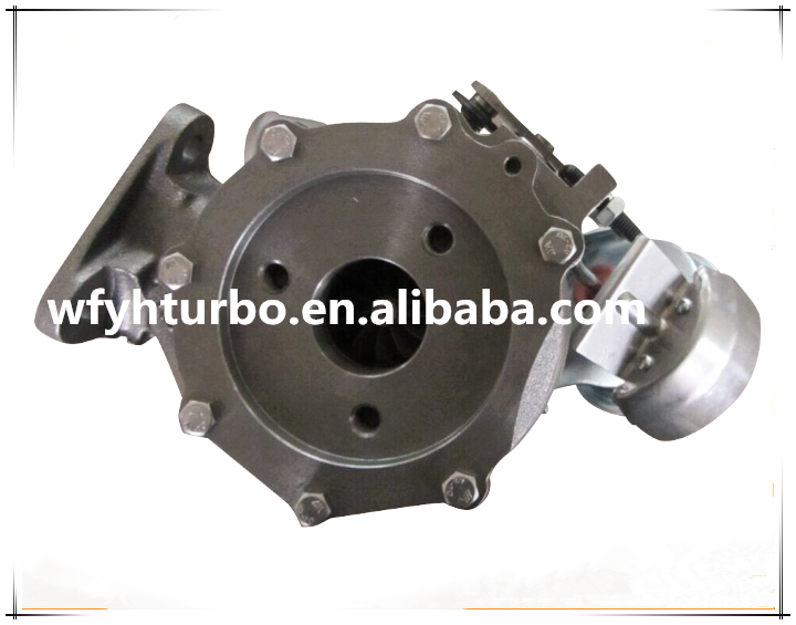 Turbo cartridge TD03 49131-06007 / 49131-06006 / 860070 / 860128 turbocharger parts for Opel Astra H 1.7 CDTI (2004-2006) 74KW