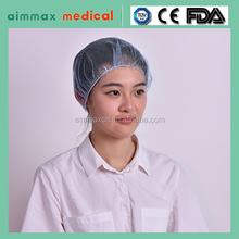 Universal Disposable Nylon Snood Hair Net for Food Processing