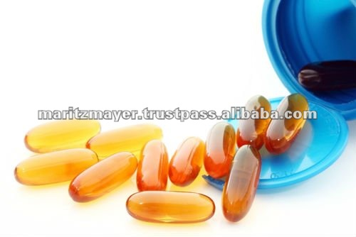 Glucosamine, MSM, and Chondroitin (with Omega 3,6,9 Complex) Supplement