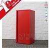 Floor Storage Cabinet White/Black/Red Freestanding Shelf Cupboard Unit Home Shelvin Vanity