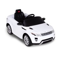 Key Launched Large Plastic Battery Operated Ride On Toy Car