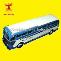 Bus 1/72 diecast toyota car model bus toys