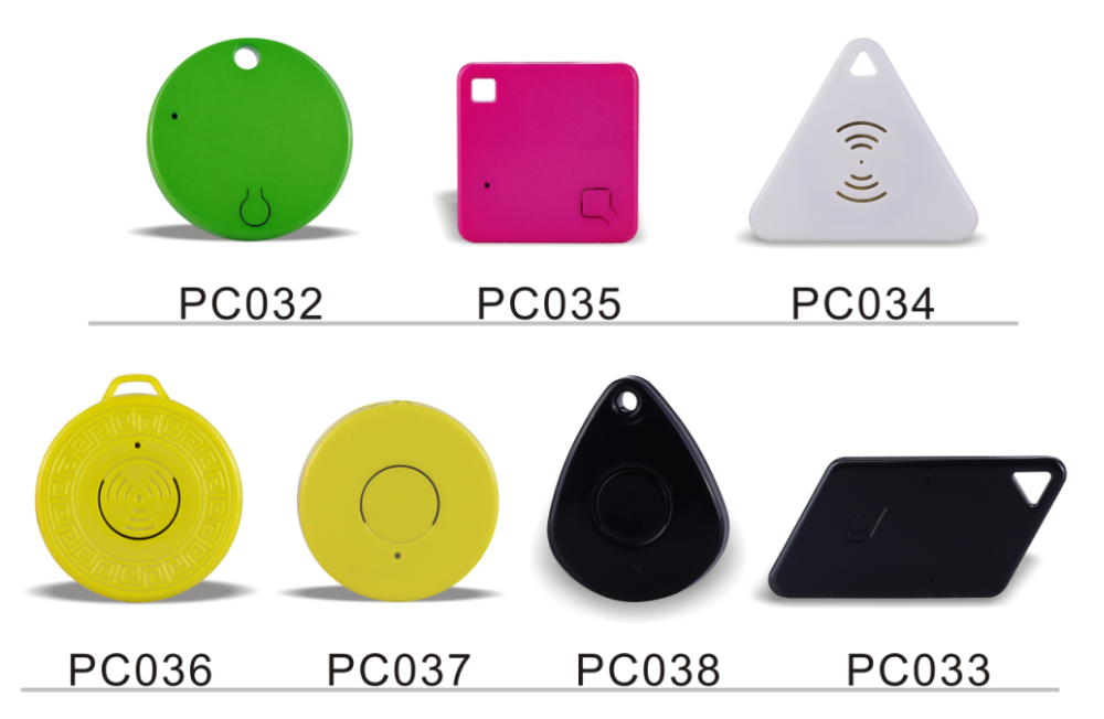 Replaceable Battery Bluetooth 4.0 Module Mini Beacon Sticker Programmable Beacon With IOS Android App