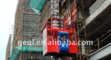 SC120 Construction hoist/lifter/elevator