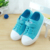 Buckle Strap TPR Outsole Made School Canvas Shoes,School Shoe
