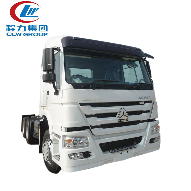 Brand new Tractor Truck with CE certificate Trailer Head