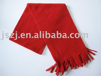 polar fleece scarves wholesale
