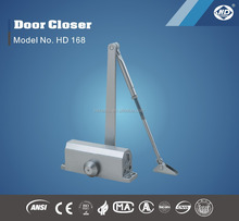 HD168 wooden door closer sliding antique door closers