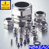 IP68 cable gland waterproof connector brass Plastic Nylon Watertight gray black Plastic Nylon cable gland