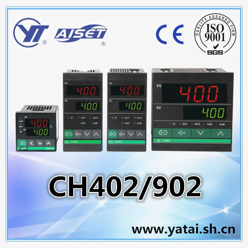 CH402/902 Aiset Intelligent Digital Temperature Controller pt100 (New product in national class)