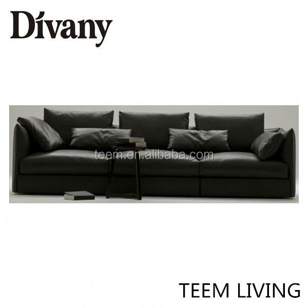 distressed leather sofa design 2 seater sofa