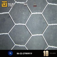 "1/4"",3/4"" Cheap Chicken Wire /Rabbit wire Mesh /Galvanized Hexagonal Wire Mesh"