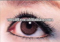 Fairy cute pink color contact lens/creative design palno color contact lens/wholesale original contact lens
