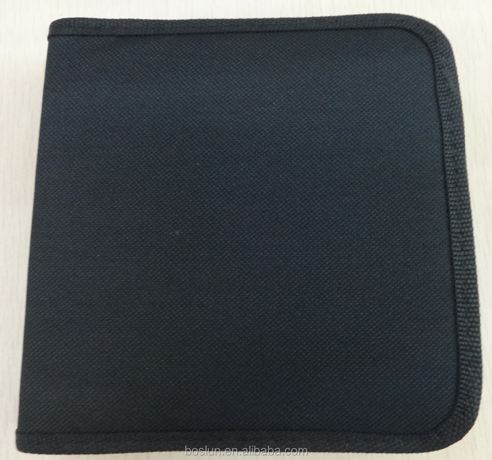 Hot sale durable cd case for 40 cap