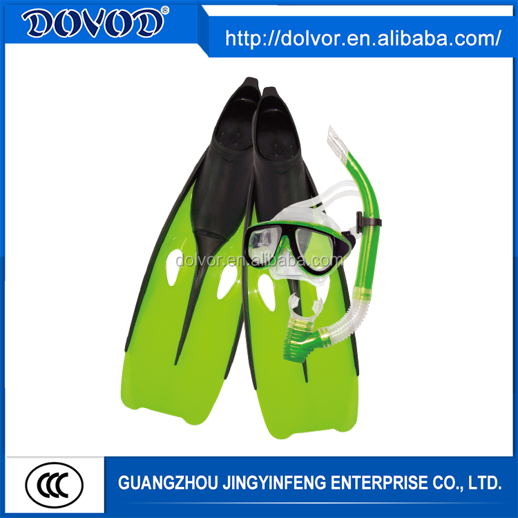 Colorful Diving Sets Scuba Dive Set In Fashion Design
