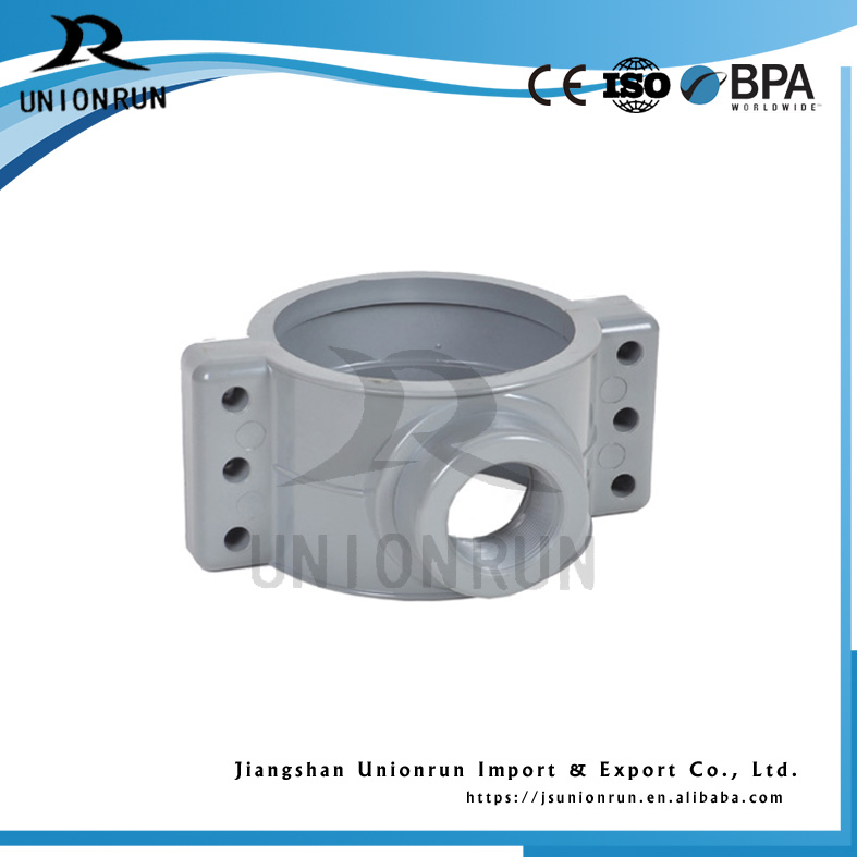 upvc saddle clamp high temp pipe clamp pvc pipe saddle clamps