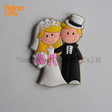 Soft customized cute and PVC Rubber Fridge Magnets/magnet sticker