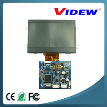 4.3 inch LCD memory module for video door phone