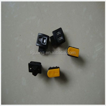 Customer motorcycle five main switches