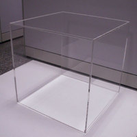 Acrylic Container Displays