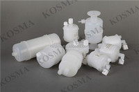 "0.10um 0.10micron 5inch 5"" PP Capsule Filter For Inkjet printing machine filtration ink process with absolute rating"