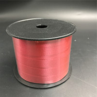 Wholesale cheap red polypropylene ribbon for birthday cakes