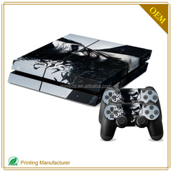 High Quality Playstation 4 Sticker For Xbox360 Slim Skin In Guangdong