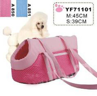 Hot Selling Soft Designer Pet Carrier
