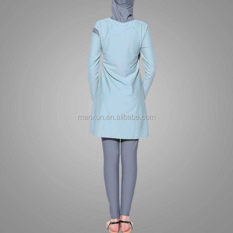 Wholesale Oem Of Muslim Swimming Suits For Muslim Women