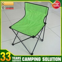 Outdoor PVC Fabric Folding Beach Chair Portable