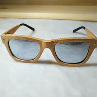 Hot sale wooden glasses, sunglasses wood with custom logo,wooden sunglasses manufacturers