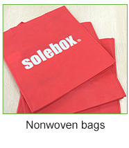 Eco friendly bag non woven pp material non woven bag shopping non woven carry bags