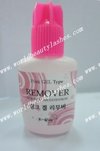 High quality Korea gel glue remover eyelash extension glue remover
