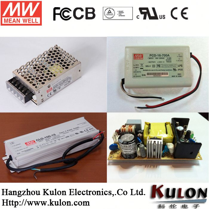 MEANWELL 4-7w dimmable led driver