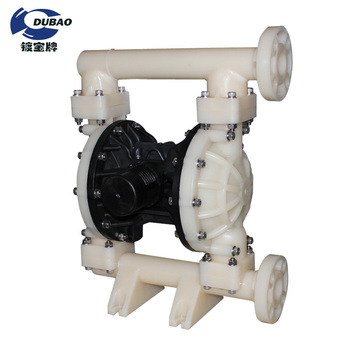 Air operated Double pneumatic Diaphragm vacuum pump