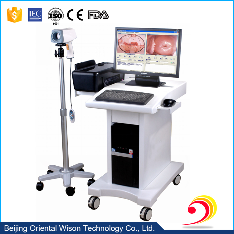 women private use electronic digital colposcope