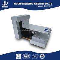 Building Protection Corner Waterproof Metal Roof Expansion Joint Covers