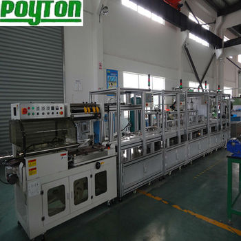 assembly machine for blood collection tube production line