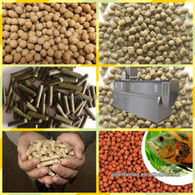 fish food production equipment/floating fish feed extruder machine