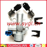 Dongfeng truck door locks and keys truck body spare parts 3704110-C0100