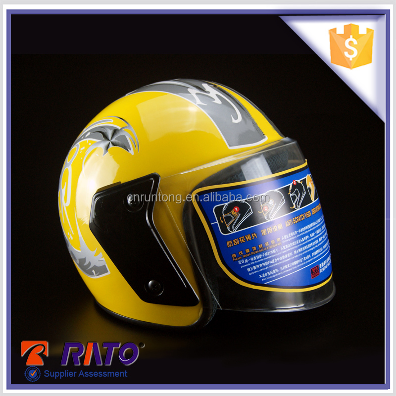 Various styles unique full-face ABS motorcycle helmet