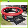 inflatable football bubble ball field outdoor inflatable street soccer panna soccer field cage