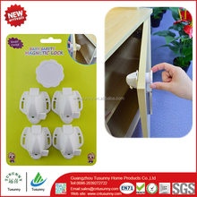 Products Baby magnetic locking system safety lock magnetic cabinet door latch